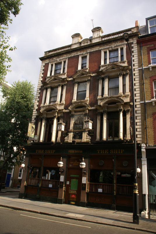 The Ship, New Cavendish Street
